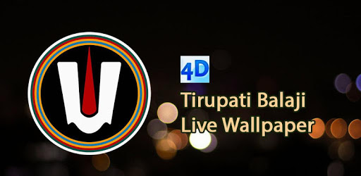 4D Sri Venkateswara Tirupati Balaji Live Wallpaper apk