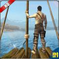 Raft Survival Island Escape Icon
