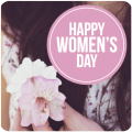 Women's Day Greeting Cards Icon