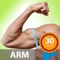 Strong Arms in 30 Days - Biceps Exercise Icon