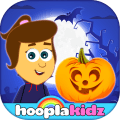HooplaKidz Halloween Party FREE Icon