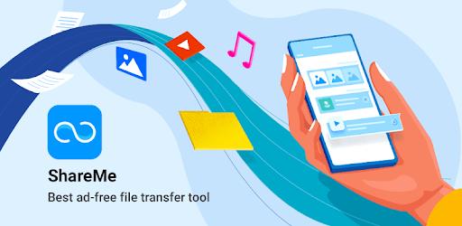 ShareMe  - #1 file sharing & data transfer app apk