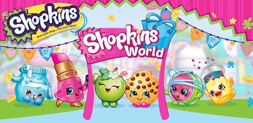 Shopkins World! apk