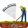 Best metal detector with sound Icon