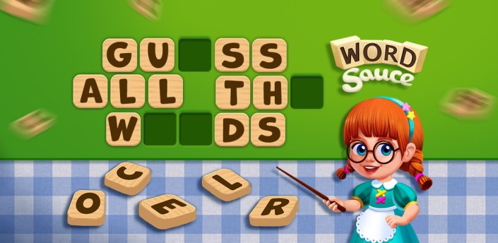 💚Word Sauce: Free Word Connect Puzzle apk