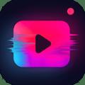 Video Editor - Glitch Video Effect, Movie Maker Icon