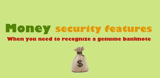 Money - security features apk