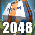 DEAD 2048 ® Puzzle Tower Defense Icon