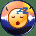 Sleep & relax - white noise Icon