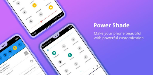 Power Shade: Notification Panel Changer & Manager apk