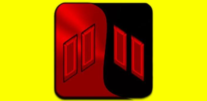 Wicked Red Icon Pack Free apk