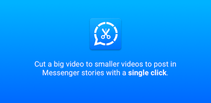 Video trimmer for Messenger stories apk