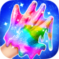 Slime With Clay & Glitter - Satisfying Slime Icon