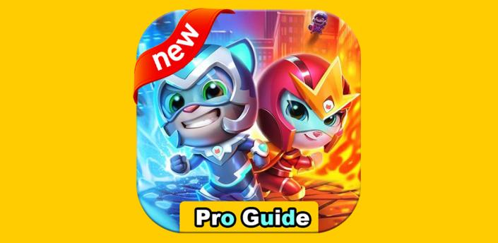 Guide For Talking Tom Hero - Pro Guide apk
