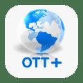 OTT+ IPTV Icon