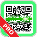 QR Green Scanner : Generate QR & Barcode Unlimited Icon