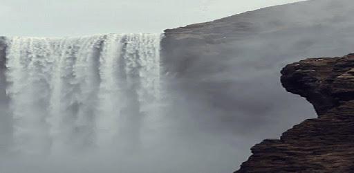 Mist Waterfall LWP apk