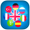 Learn English Daily conversation free offline Icon