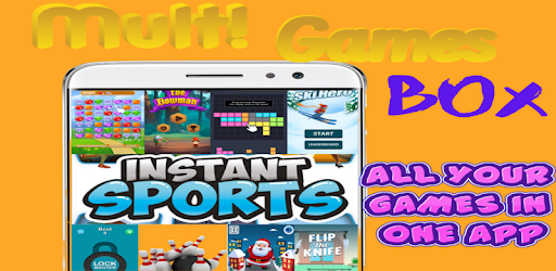 Multi Games in One Game I All in One Gmae apk