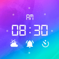 Alarm Clock with Ringtones for free Icon