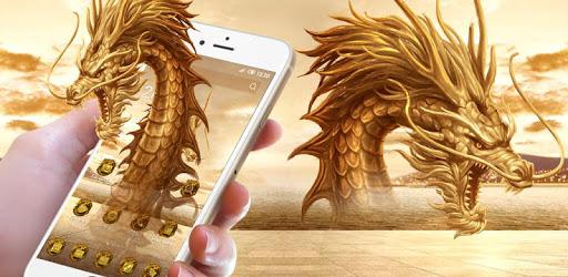 3D Golden  Dragon apk