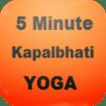 Kapalbhati Pranayama Yoga Icon