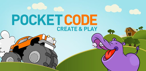 Pocket Code: Learn programming your own game apps! apk