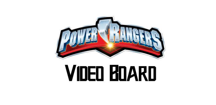 Power Rangers: Videoboard apk
