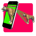AR 3D Animals Icon