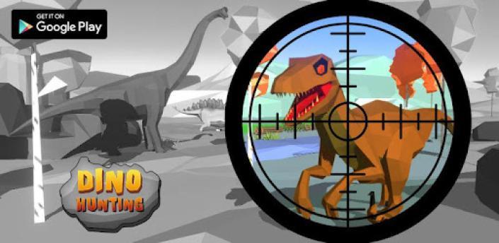 Wild Dinosaur Hunter: Dino Hunting Games apk