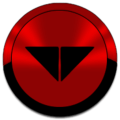 Red and Black Icon Pack v1.5 👻Free👻 Icon