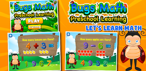 Bugs Learns Preschool Math apk