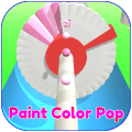 Paint Color Pop Icon