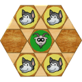 A logical board game for two players Icon