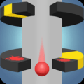 Helix Stack Ball Icon