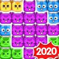 Pop Cat-Bubble Cat Games Icon