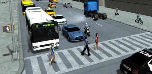 City Bus Simulator 2019 - Driving Simulation Game apk