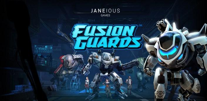 Mech Tactics: Fusion Guards apk