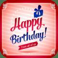 Free Happy Birthday Ecards Icon