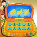 Preschool Learning Game : ABC, 123, Colors Icon