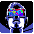 Thermal Camera Vr Simulated Icon