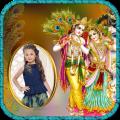 Krishna Photo Frames Icon