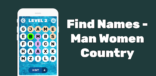 Find Names - Man Women Country - 1.1.9z apk