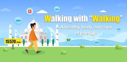 Walking - A Healthy Body & So Much Fun apk
