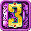 Treasures of Montezuma 3. True Match-3 Game. Icon