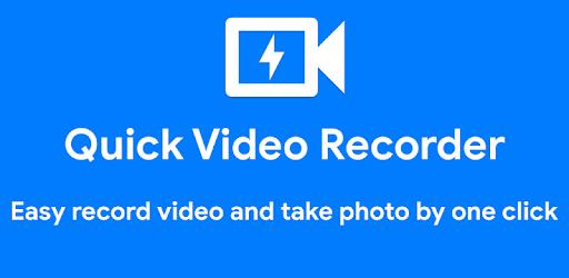 Quick Video Recorder - Background Video Recorder apk