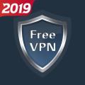 Free VPN - Super Unblock Proxy Master Hotspot VPN Icon