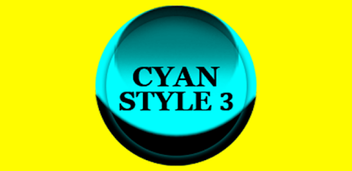 Cyan Icon Pack Style 3 ✨Free✨ apk