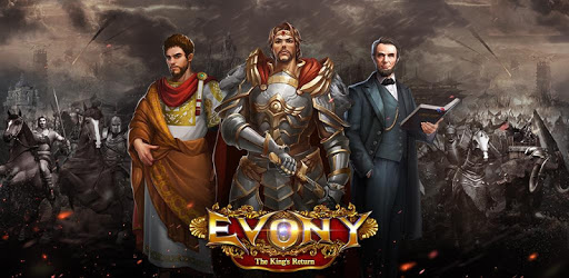Evony: The King's Return apk