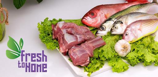 Fresh To Home Fresh Fish, Meat apk